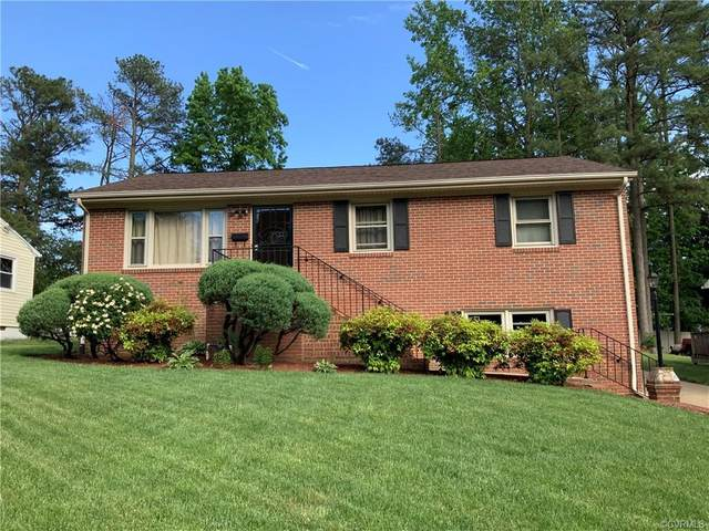 3817 Greenwood Drive, South Chesterfield, VA 23803 (MLS #2113624) :: Village Concepts Realty Group