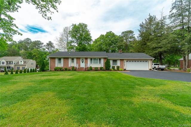 7234 Windermere Drive, Hanover, VA 23116 (MLS #2113627) :: Small & Associates