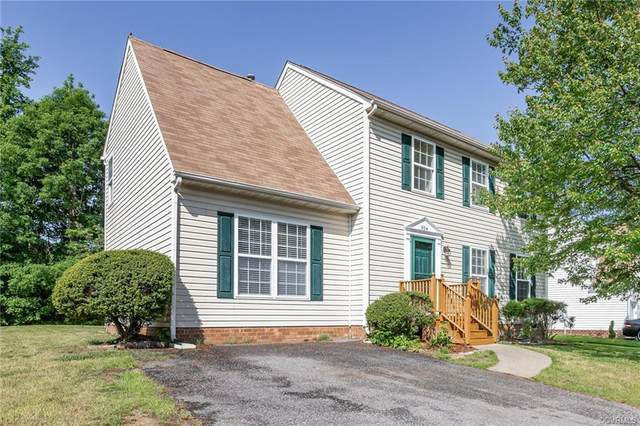 924 Wheelwood Way, Henrico, VA 23223 (MLS #2113630) :: Small & Associates