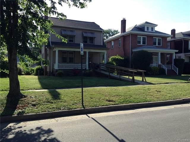 2614 Seminary Avenue, Richmond, VA 23220 (MLS #2113637) :: The RVA Group Realty