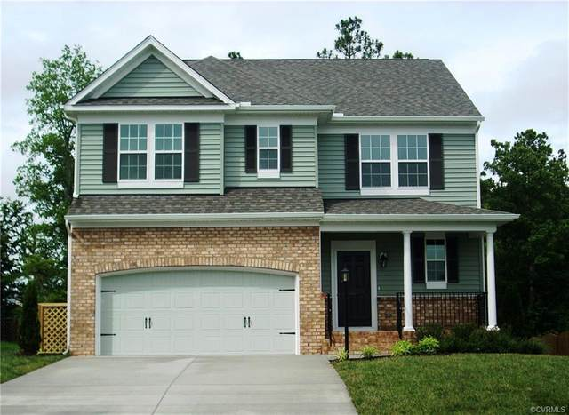 9348 Kellogg Lane, Mechanicsville, VA 23116 (MLS #2113645) :: Village Concepts Realty Group