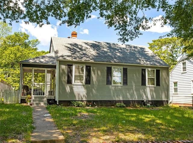 1518 Carter Street, Richmond, VA 23220 (MLS #2113647) :: Small & Associates