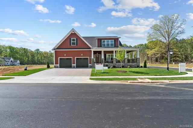 11109 Dude Ranch Road, Glen Allen, VA 23059 (MLS #2113664) :: Village Concepts Realty Group