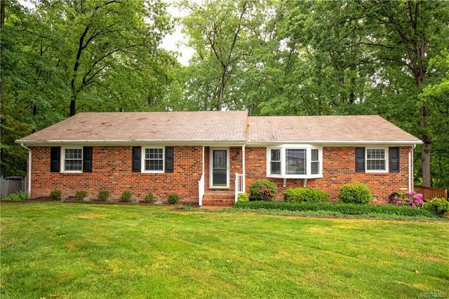 8414 Bagette Road, North Chesterfield, VA 23235 (MLS #2113665) :: Village Concepts Realty Group