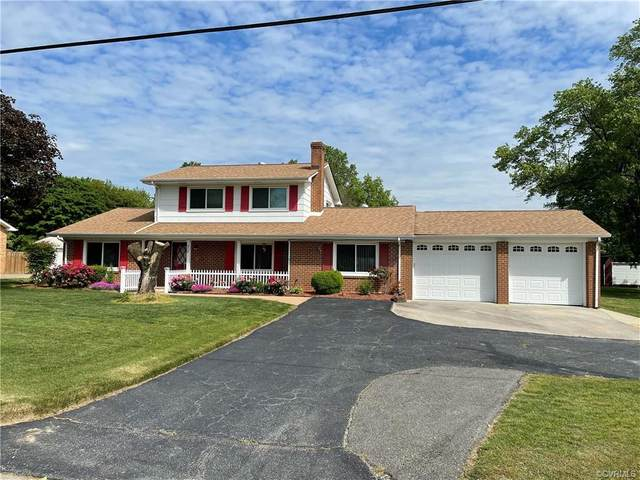 6808 Birchett Drive, Prince George, VA 23875 (MLS #2113676) :: Village Concepts Realty Group