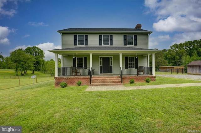 4016 Bethany Church Road, Bumpass, VA 23024 (MLS #2113679) :: Small & Associates