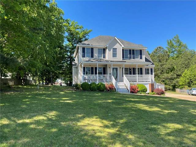 7209 Brandon Lane, Prince George, VA 23875 (MLS #2113706) :: Village Concepts Realty Group