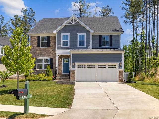 17912 Boston Creek Trail, Moseley, VA 23120 (MLS #2113716) :: Small & Associates