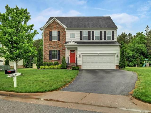 8719 Branchs Woods Lane, North Chesterfield, VA 23237 (MLS #2113717) :: Blake and Ali Poore Team