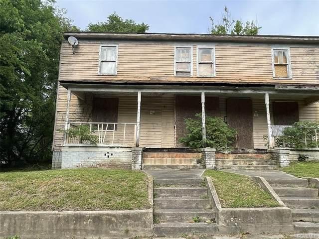 115-17 Pine Street, Petersburg, VA 23803 (MLS #2113745) :: Small & Associates