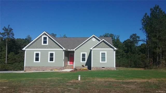 3436 Horseshoe, Quinton, VA 23141 (MLS #2113756) :: Small & Associates