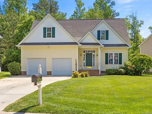 7725 Hampton Manor Court, Chesterfield, VA 23832 (MLS #2113761) :: Village Concepts Realty Group