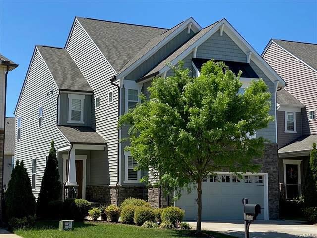 8851 Seaycroft Drive, Mechanicsville, VA 23116 (MLS #2113782) :: Small & Associates