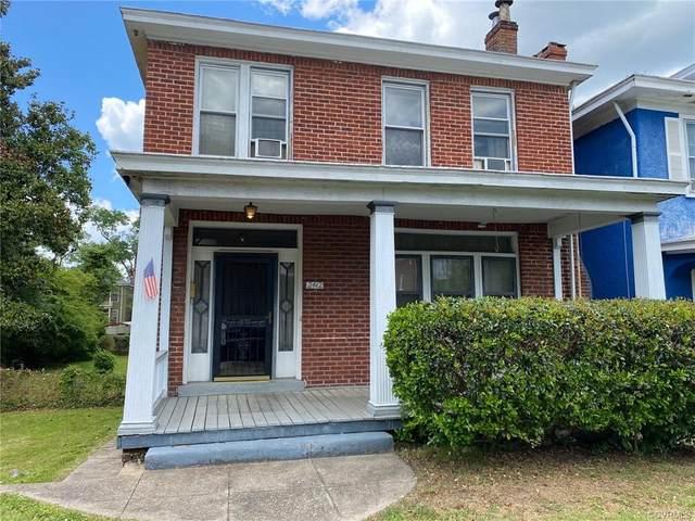 2412 3rd Avenue, Richmond, VA 23222 (MLS #2113793) :: Village Concepts Realty Group