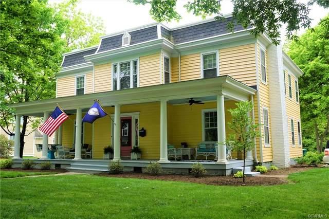 706 S Center Street, Ashland, VA 23005 (MLS #2113798) :: Treehouse Realty VA