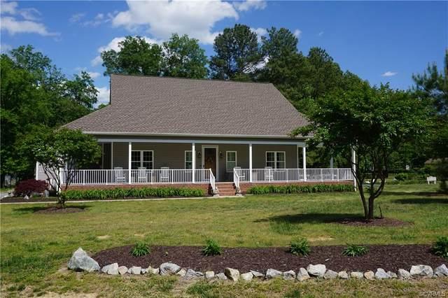 12424 Homestretch Lane, Ashland, VA 23005 (MLS #2113800) :: Treehouse Realty VA