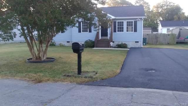 115 N Beech Avenue, Highland Springs, VA 23075 (MLS #2113801) :: Small & Associates