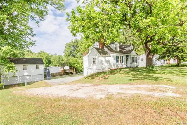 209 Cambridge Place, Colonial Heights, VA 23834 (MLS #2113805) :: Village Concepts Realty Group