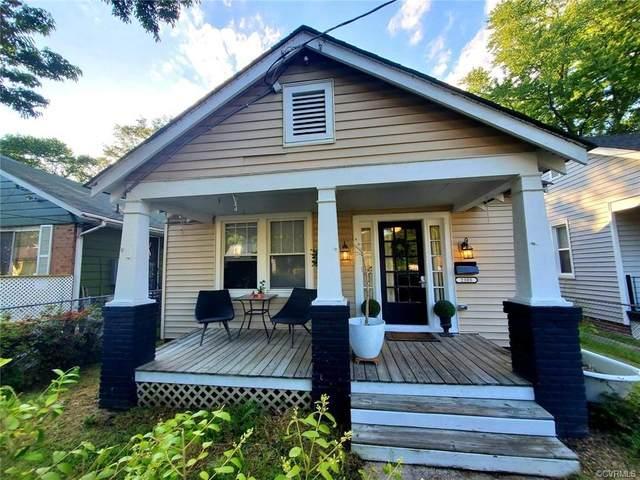 2305 Gordon Avenue, Richmond, VA 23224 (MLS #2113807) :: Village Concepts Realty Group