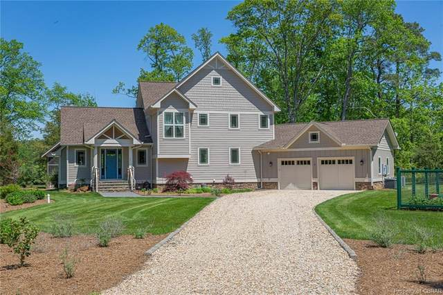 281 Emerald Cove Road, Reedville, VA 22539 (MLS #2113809) :: Small & Associates
