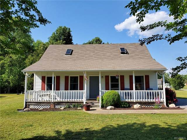12 Gwynne Drive, King William, VA 23009 (MLS #2113810) :: Village Concepts Realty Group