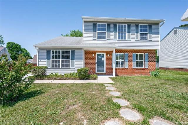 3212 Ransom Hills Road, Chesterfield, VA 23237 (MLS #2113811) :: Village Concepts Realty Group