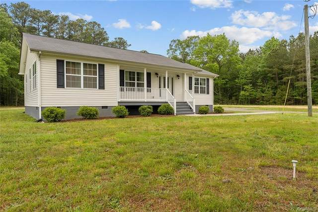 557 Blackberry Road, Reedville, VA 22539 (MLS #2113814) :: Small & Associates