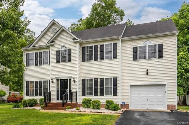 2716 Rudwick Road, Glen Allen, VA 23060 (MLS #2113816) :: Small & Associates