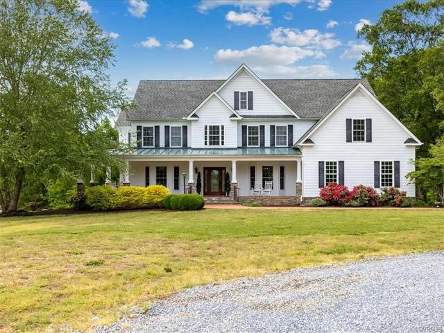 11710 Water Wheel Drive, Amelia Courthouse, VA 23002 (MLS #2113848) :: The Redux Group