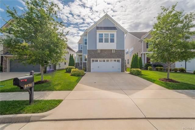9436 Morrisdale Way, Mechanicsville, VA 23116 (MLS #2113850) :: Village Concepts Realty Group