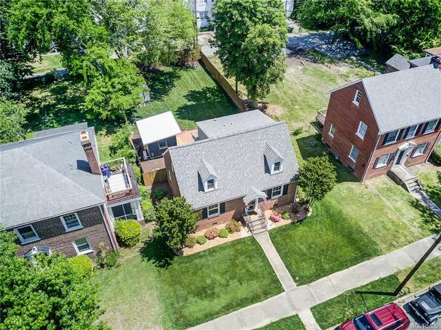 3912 W Grace Street, Richmond, VA 23230 (MLS #2113854) :: Small & Associates