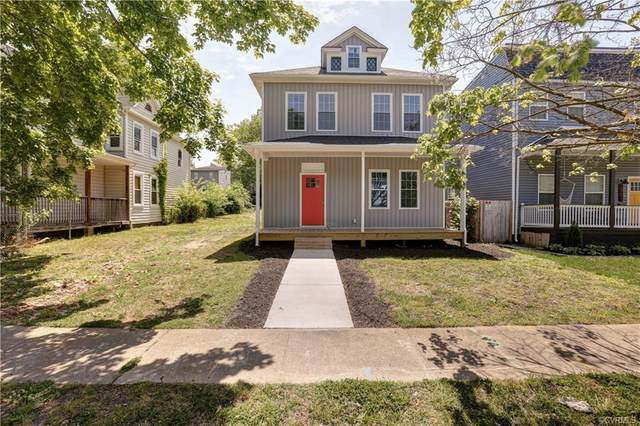1509 N 22nd Street, Richmond, VA 23223 (MLS #2113855) :: Treehouse Realty VA