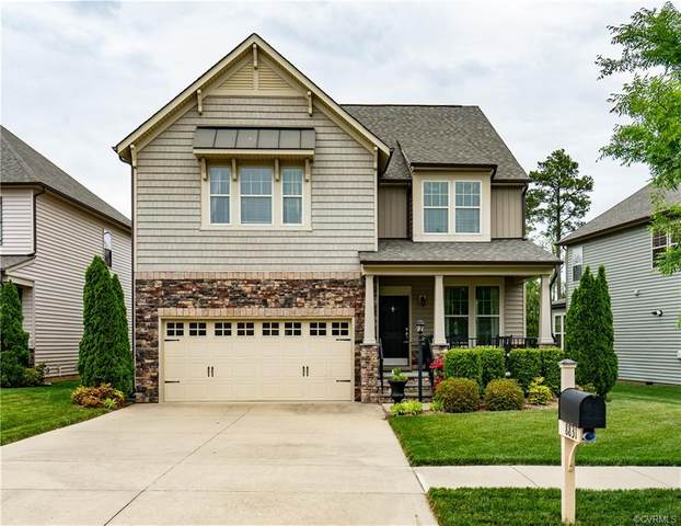 8831 Rushbrooke Lane, Mechanicsville, VA 23116 (MLS #2113859) :: Village Concepts Realty Group