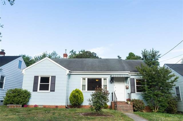 809 W 47th Street, Richmond, VA 23225 (MLS #2113872) :: Village Concepts Realty Group