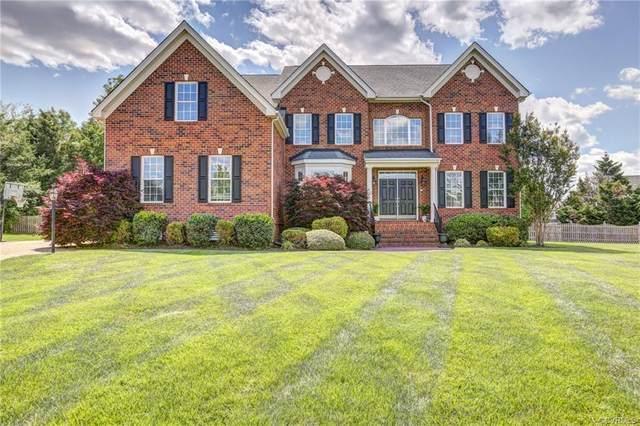 11401 Ridgegate Lane, Glen Allen, VA 23059 (MLS #2113878) :: Small & Associates