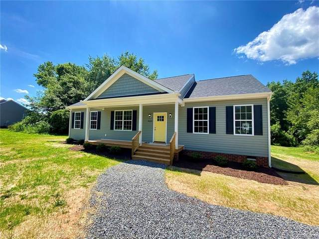 8640 Virginia Street, Amelia Courthouse, VA 23002 (MLS #2113883) :: Village Concepts Realty Group