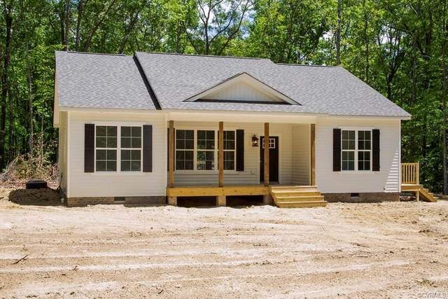 2872 Three Chopt Road, Goochland, VA 23063 (MLS #2113891) :: Small & Associates