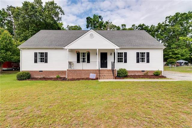 3612 Westbriar Lane, North Dinwiddie, VA 23803 (MLS #2113902) :: Small & Associates