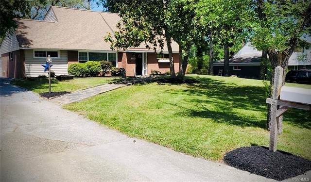 1214 Grumman Drive, Henrico, VA 23229 (MLS #2113903) :: Small & Associates