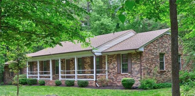 10156 Nina Court, Mechanicsville, VA 23116 (MLS #2113931) :: Village Concepts Realty Group