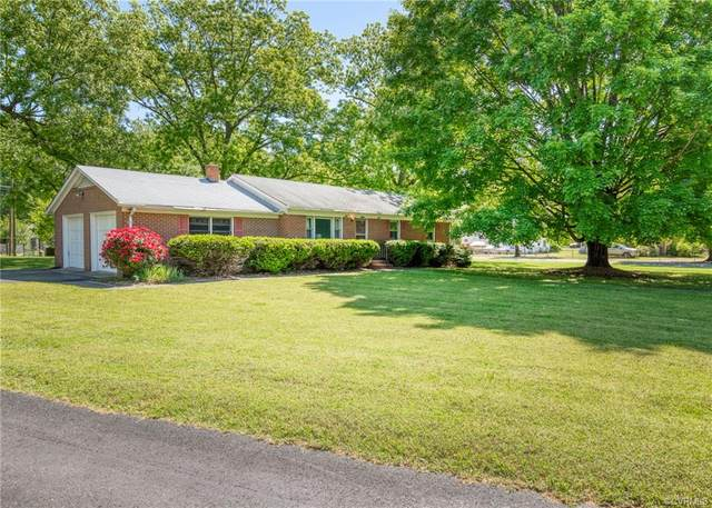 6508 Camille Drive, Mechanicsville, VA 23111 (MLS #2113932) :: Small & Associates