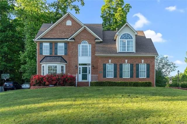 5708 Carrington Hills Drive, Glen Allen, VA 23060 (MLS #2113933) :: Small & Associates