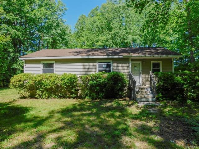 426 Meadowview Lane, Mineral, VA 23117 (MLS #2113934) :: Small & Associates
