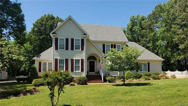 1520 Clear Springs Lane, South Chesterfield, VA 23834 (#2113941) :: Abbitt Realty Co.