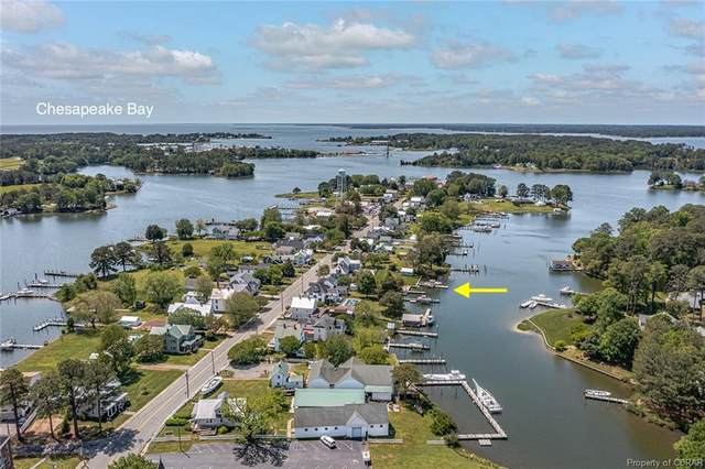 574 Main Street, Reedville, VA 22539 (MLS #2113945) :: Small & Associates