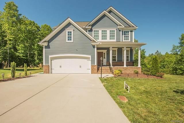 6206 Gossamer Terrace, Moseley, VA 23120 (MLS #2113946) :: The Redux Group