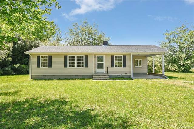 1733 Mount Holly Road, Mount Holly, VA 22520 (MLS #2113968) :: EXIT First Realty