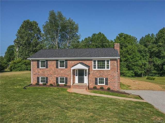 1103 Schroeder Road, Powhatan, VA 23139 (MLS #2113971) :: Village Concepts Realty Group