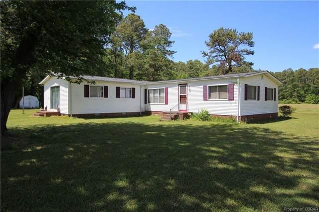 896 Bar Neck Road, Port Haywood, VA 23138 (MLS #2113973) :: Small & Associates
