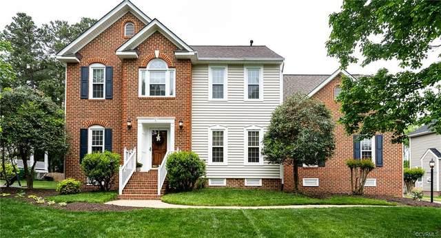 5713 Oak Mill Court, Henrico, VA 23059 (MLS #2113978) :: Small & Associates